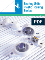 Bearing Units Plastic Housing