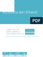 Butadiena Dari Ethanol