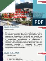 Zonificación Interna de Suelos Del Distrito de Nueva