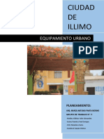 Grupo 7-Equipamiento Urbano de Illimo