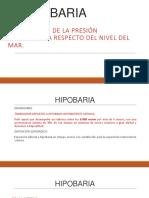 Clases Hipobaria CERTAMEN 3-2
