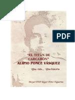 Alipio Ponce Vasquez Libro Heroe