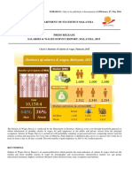 Salaries & Wages Survey Report, Malaysia, 2015