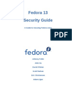 Fedora 13 Security Guide en US
