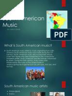 Music Presentation South America