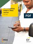 E&Y Re Imagining Indias Media Sector March 2018