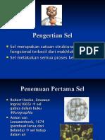 Biologi Dasar - Sel Str & Func10