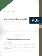 ciencia - investigación - metodología