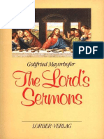 The LORD's SERMONS - Gottfried Mayerhofer