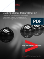 Accenture Digital Density Index Guiding Digital Transformation