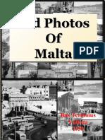 Old Photos of Malta