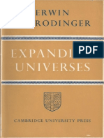 Expanding Universes