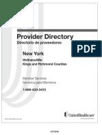 NY Wellness4Me Provider Directory Kings
