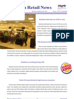 Brazilian Retail News - September, 20th