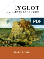 Polyglot  - How I learn many languages.pdf