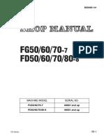 SM forklift komatsu.pdf