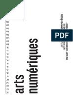 Arts Numeriques