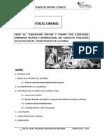 Tema 10.- Sublevación Militar y Guerra Civil