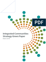 Integrated Communities Strategy Green Paper