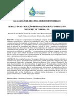 Artigo Modelo Distribuicao Chuvas Intensas Batystuta Rocha Final