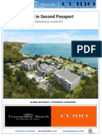 Dominica 2nd Passport by Investment in Hilton 2018