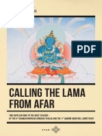 eBook Calling the Lama From Afar