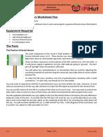 CamJam EduKit 2 - Sensors Worksheet 5 (GPIO Zero) - Movement (1)