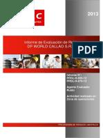 Informe de Evaluación de Ruido DP WORLD CALLAO S.R.L.