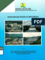 Bendungan Besar Di Indonesia