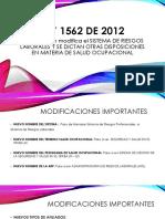 Exposicion Ley 1562 de 2012 (1)