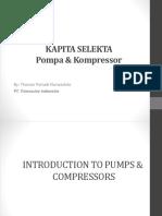 Materi Kapita Selekta Teknik Kimia UI 2018-04-26
