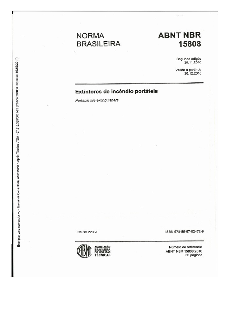nbr 15808