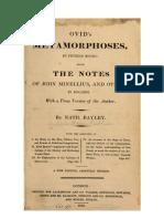 Metamotphoseon Liber VII - Nath Bayley
