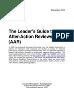 [AAR]Leaders Guide to AAR