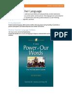 4-4 positve teacher language