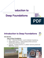 6- Introduction to Deep Foundations
