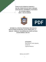 Informe de Pasantías Carlos Gonzalez DEFINITIVO