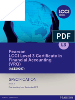 LCCI L3 Financial Accounting Issue 2
