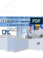 Identificación de Los Medios de Transmisión y Componentes Del Ritel
