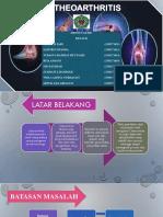 OSTHEOARTHRITIS ppt