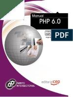 Manual PHP 6.0 formación para el empleo