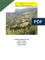 10. Plan de Desarrollo Comunal de Tanta 2015-2016-II Taller