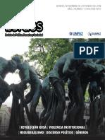 Bordes. Revista de política, derecho y sociedad. VII