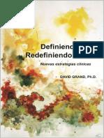 Definiendo y Redefiniendo EMDR Nuevas Estrategias Clínicas- David Grand