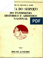 Revista Do Iphan Nº 01 Ano 1937