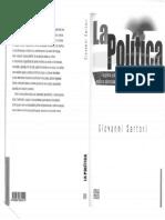 LA POLÍTICA. SARTORI..pdf