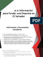 Grupo 1 Requisitos e Información Para Fundar Una Empresa En