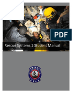 Rescue Systems Student Manual