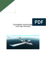 Avion Leger Electrique