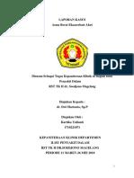 Laporan Kasus ASMA (Dr.dh)